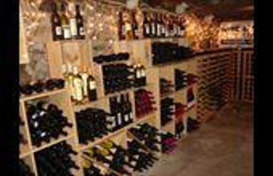 The Original Greek: Wine Cellar