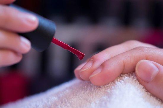 Auberge du Littoral: Manicure