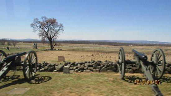 Gettysburg, Pennsylvanie : Field