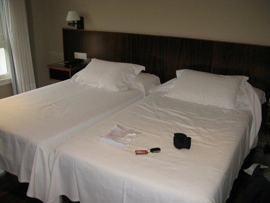 Hotel Mirador de Belvis: Habitacion