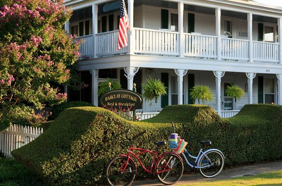 Barclay Cottage Bed and Breakfast: Bicycles Guests may borrow