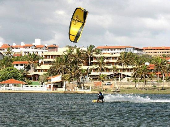 Laguna Blu Hotel: KITE SURF