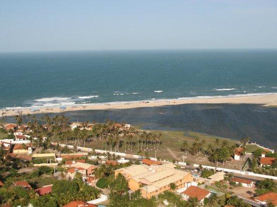 Laguna Blu Hotel: VISTA AEREA