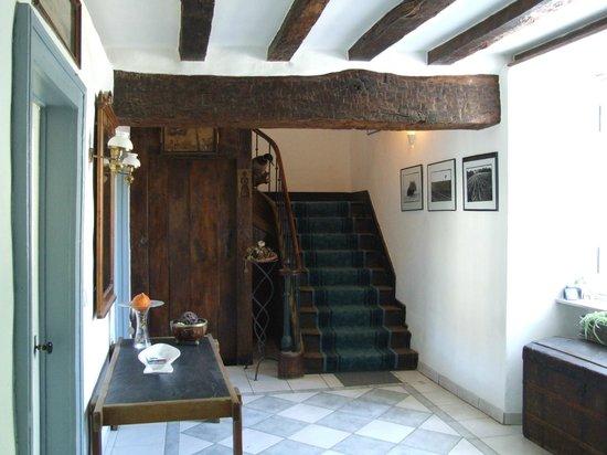 Maison du Midi: entrance