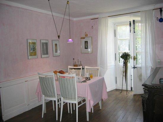 Maison du Midi: Diningroom