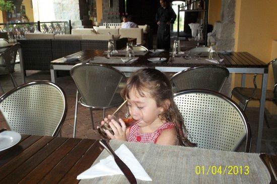 Regency Park Hotel + Spa : Comedor