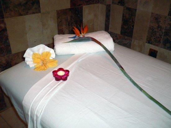 Paraiso Hotel, Garden & Spa: Spa