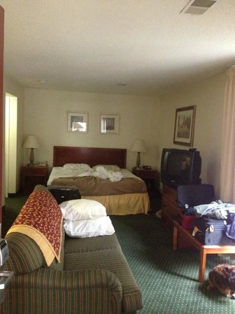 Suburban Extended Stay Hotel: Studio