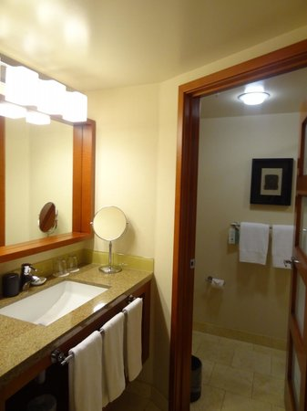 The Paramount Hotel: banheiro