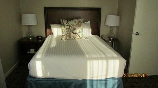 Gettysburg Hotel: Bed