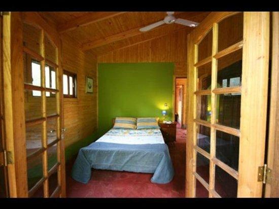 Refugio Verde: Cabaña Guayuvira (Foto: Fabián Gardella)