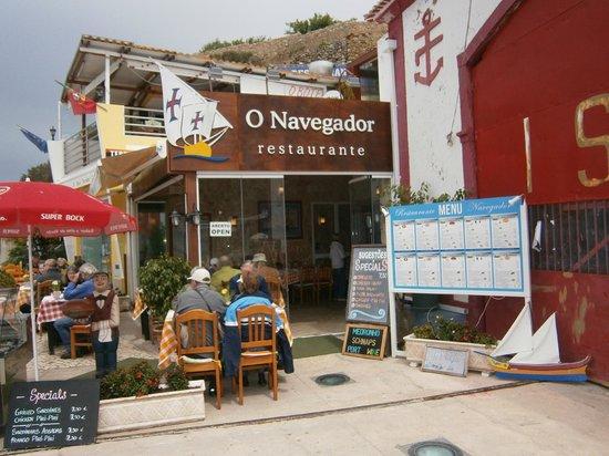 Restaurante Navegador: O Navegador April 2013