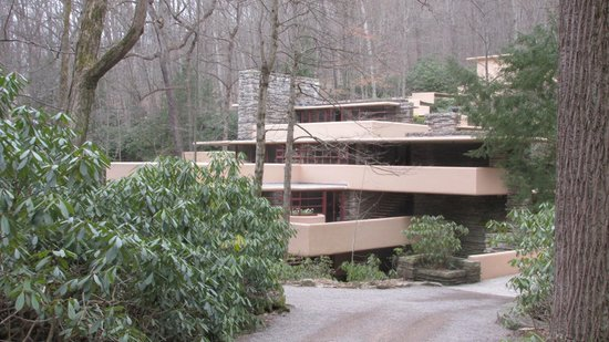 Fallingwater: First Sighting