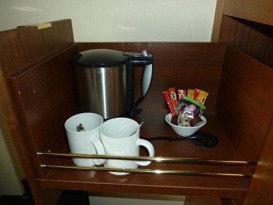 Pullman Cologne: Tea/Coffee