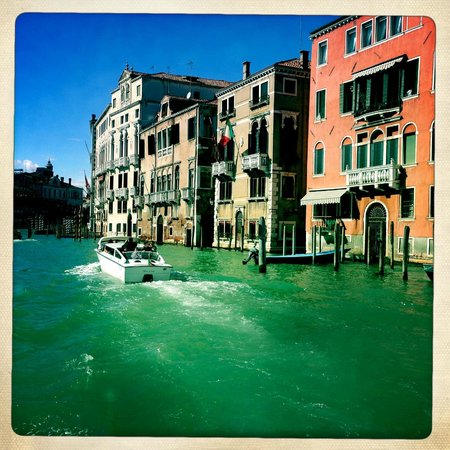 "Residence Palazzo Odoni: The ""Grand Canal"" under the sun"