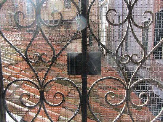 Hotel Castello: Blick aus dem Fenster