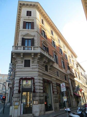 Cosmopolita Hotel: Restaurant of Hotel Cosmopolita