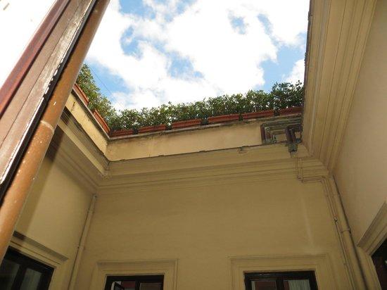 Cosmopolita Hotel: Roof top terrace