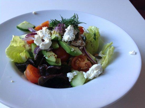 MiiT Coffee: salad