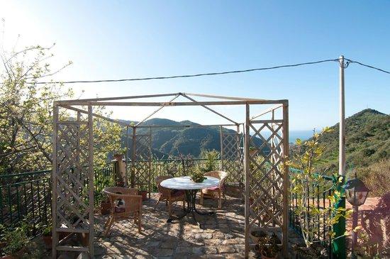 San Noto Turismo Rurale: The terrace