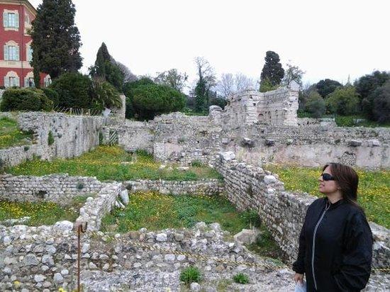 Musee Archeologique de Nice-Cimiez: A nice photo of the ruins