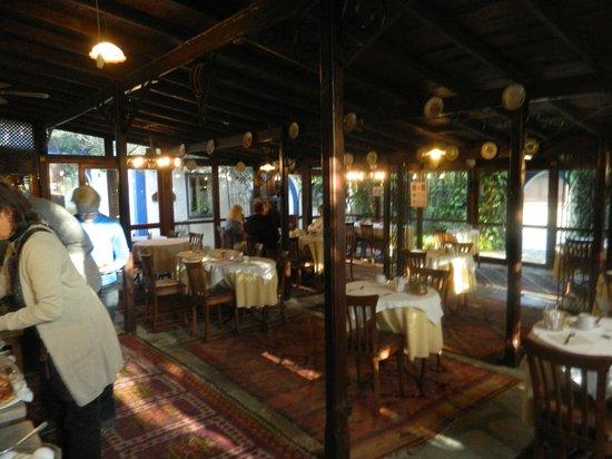 Hotel Kalehan: Restaurant