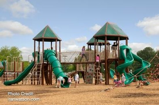 Swift-Cantrell Park: Playground
