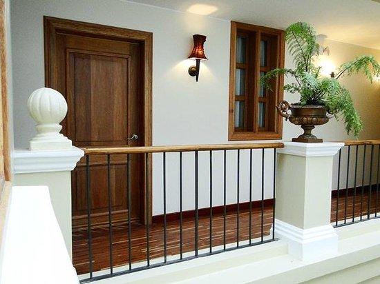 Casa Joaquin Boutique Hotel : colonial house fully restaured, Logis de Charme