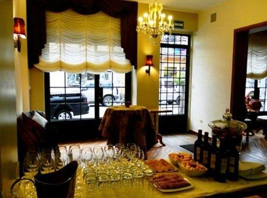 Casa Joaquin Boutique Hotel : Dining room of Boutique Hotel Casa Joaquin