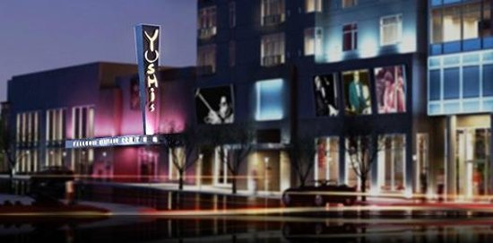Yoshi's : In the heart of the Jazz District