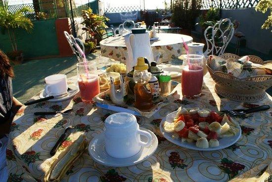 laterrazademanolo: El desayuno