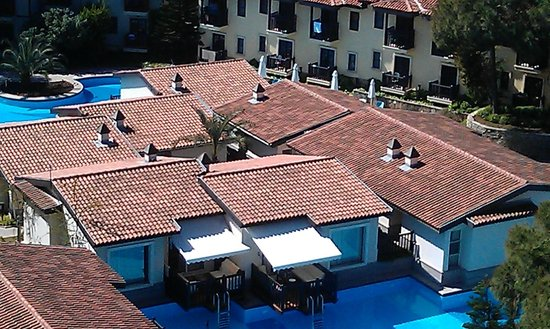 Paloma Grida Resort & Spa: View from Paloma Grida Tower
