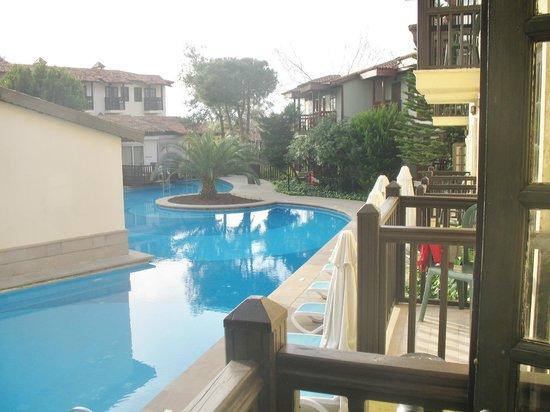 Paloma Grida Resort & Spa: View from 24-02