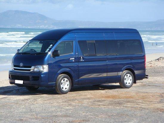 toyota quantum tour vehicle ulungele tours safari 39 s cape town merkez resmi tripadvisor. Black Bedroom Furniture Sets. Home Design Ideas