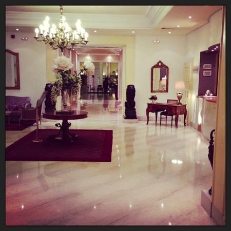 Hotel Acropole : hall