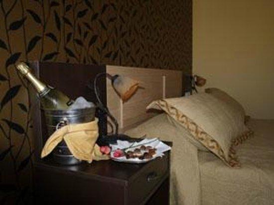 Hotel los Chiles: habitacion