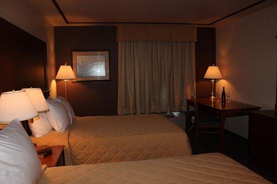 Hotel Motel Bonaparte: Chambres à 2 lits