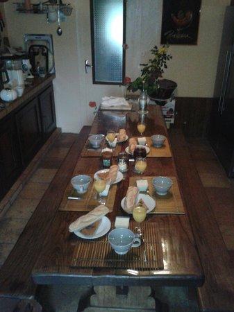 La Collegiale : Petits déjeuners d'hiver