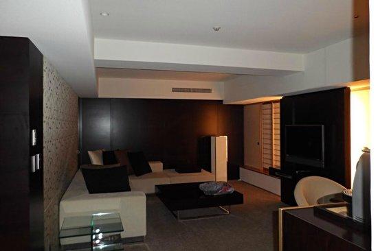 Hilton Tokyo: Wohnzimmer