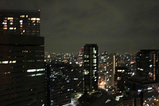 Hilton Tokyo: Aussicht von Zimmer aus :D