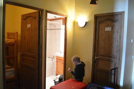 Residence Chalet Alpina: .