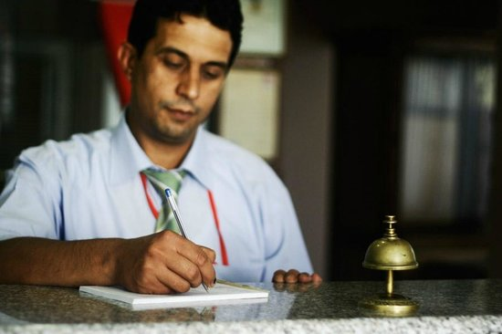 Hotel Acikgoz: 24 hour room service