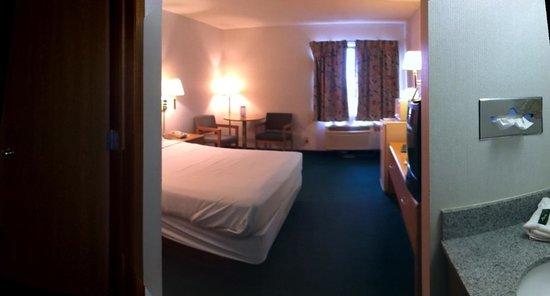 Horizon Inn Motel: Single room
