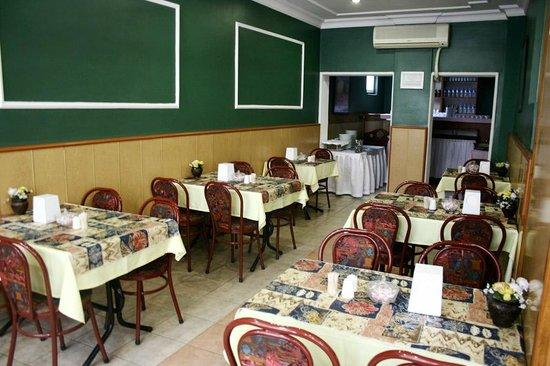 Hotel Acikgoz: Open Buffet Breakfast Included