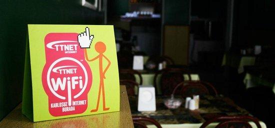 Hotel Acikgoz: Free Wi-Fi Internet