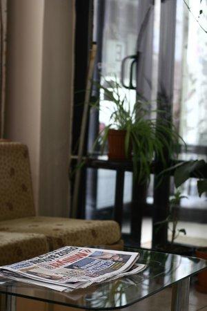 Hotel Acikgoz: Daily Newspaper
