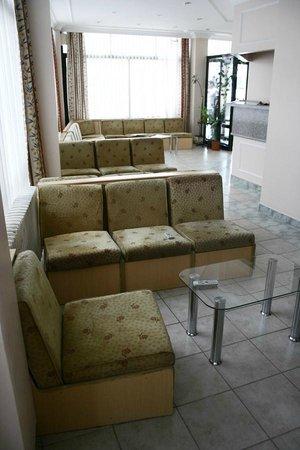 Hotel Acikgoz: Lobby