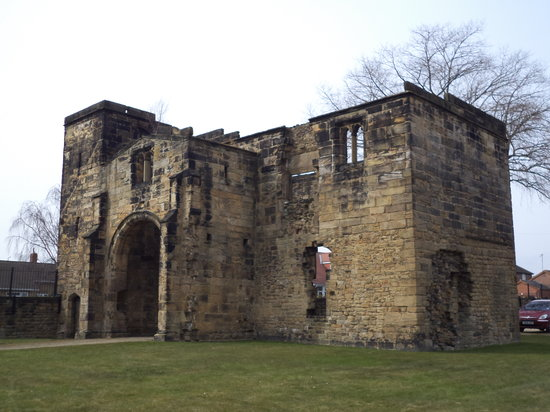 Monk Bretton Priory
