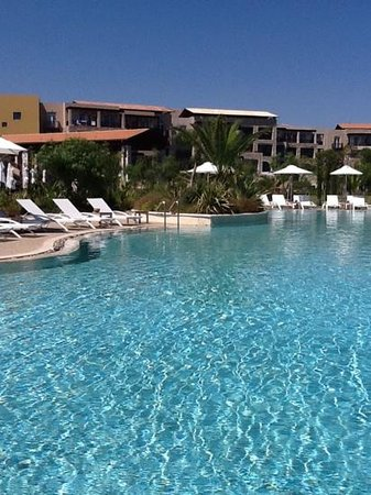The Westin Resort, Costa Navarino: πισινα