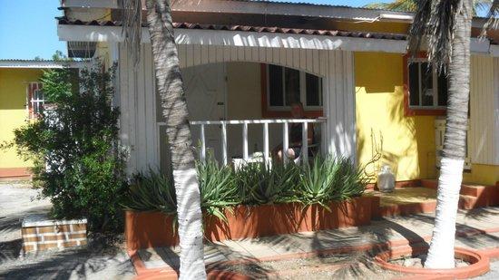 Coconut Inn: our suite
